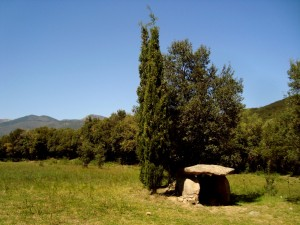 Dolmen de Mas Puig Caneres