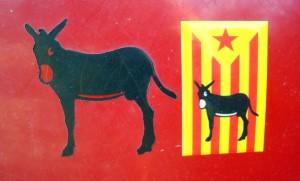 Der Katalanische Esel